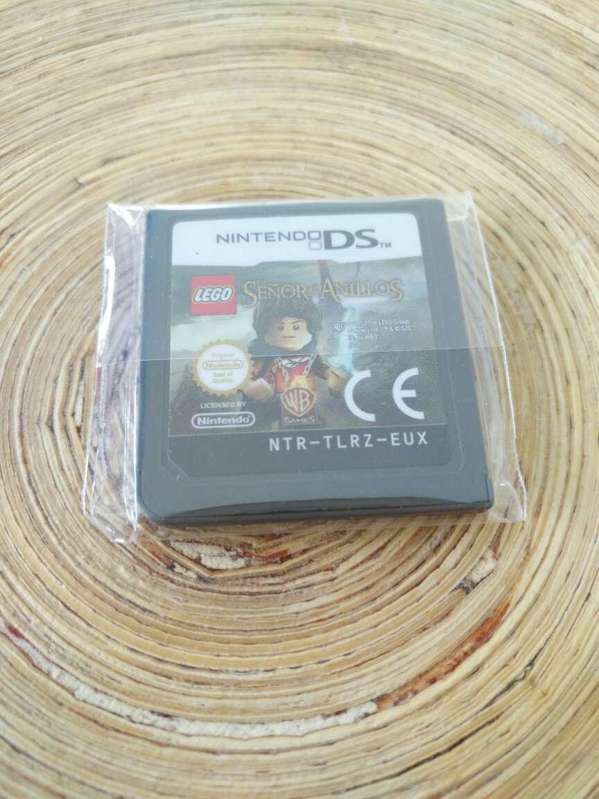 Imagen Juego Nintendo DS - LEGO El Señor de los Anillos