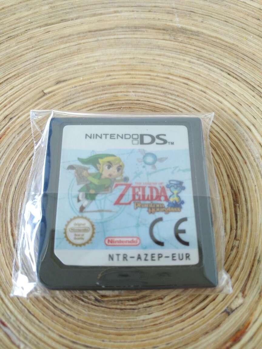 Imagen Juego Nintendo DS - Zelda Phantom Hourglass