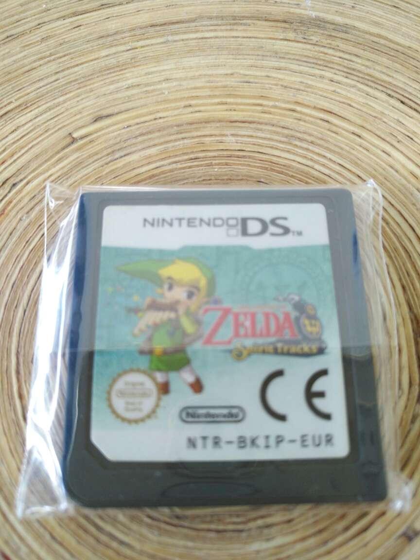 Imagen Juego Nintendo DS - Zelda Spirit Tracks