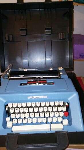 Imagen Maquina escribir