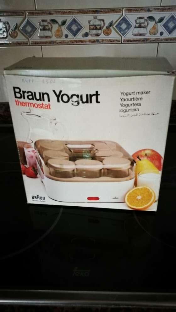 Imagen producto Yogurtera Braun nueva 2