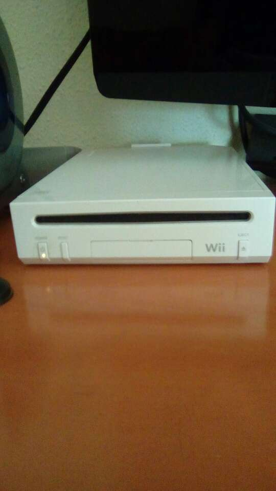 Imagen Wii blanca