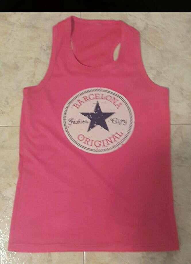 Imagen jersey tirantes rosa