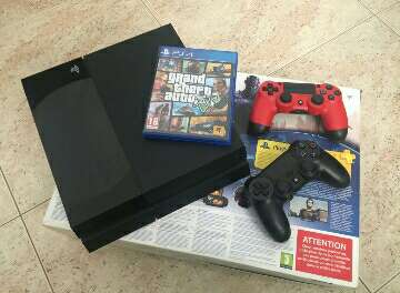 Imagen Play Station4 (ps4)