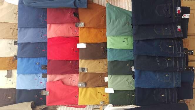Imagen Pantalones Pinza Ralph Lauren