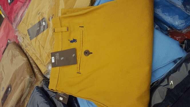 Imagen producto Pantalones Pinza Ralph Lauren 3
