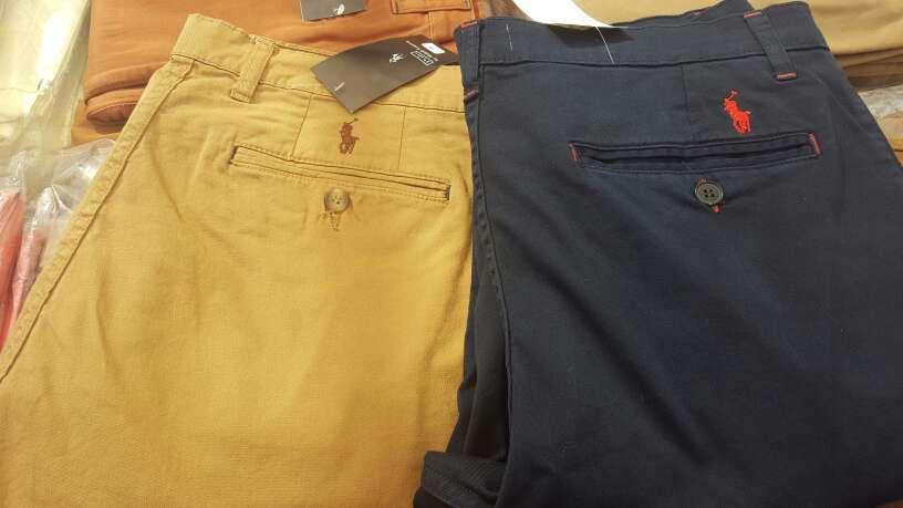 Imagen producto Pantalones Pinza Ralph Lauren 4