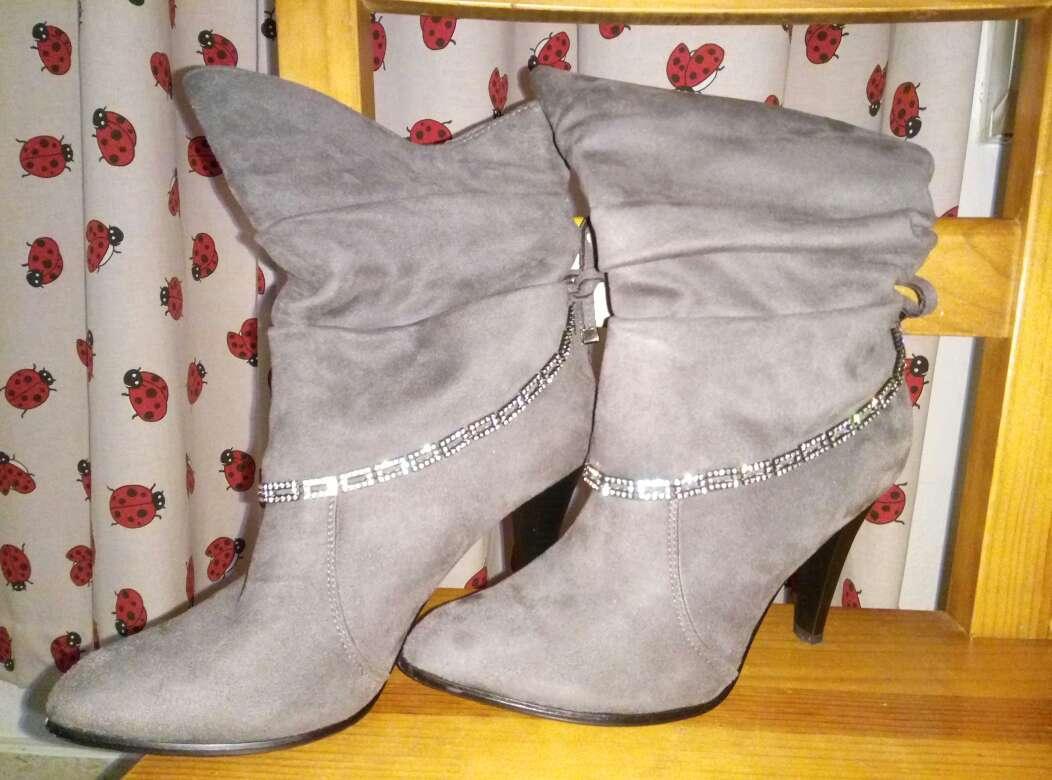 Imagen botas nuevas