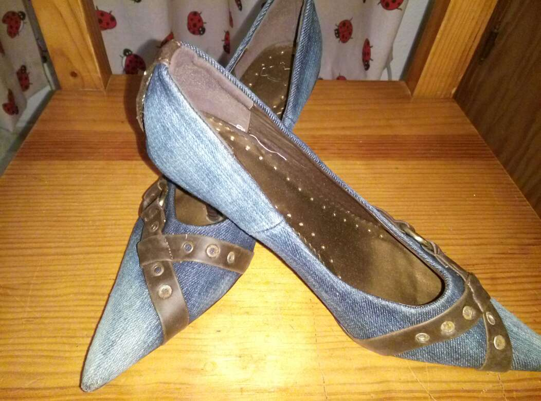 Imagen zapato tacon