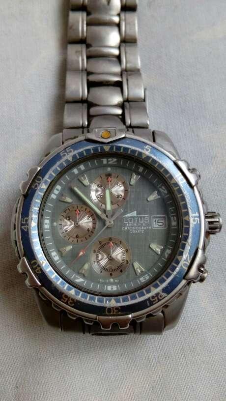 Imagen producto Reloj lotus 1