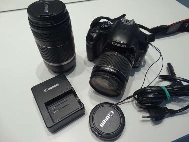 Imagen producto Cámara Reflex Canon 450D 3