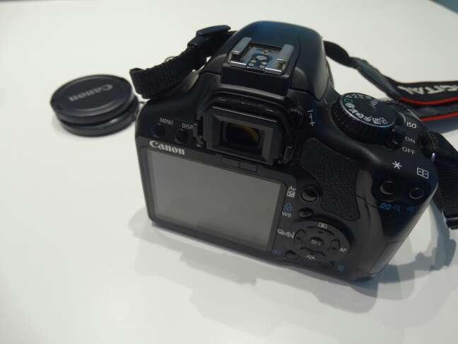 Imagen producto Cámara Reflex Canon 450D 2