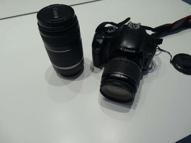 Imagen producto Cámara Reflex Canon 450D 4