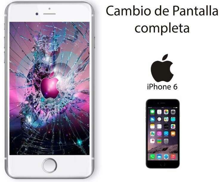 Imagen reparación de móviles y iPads