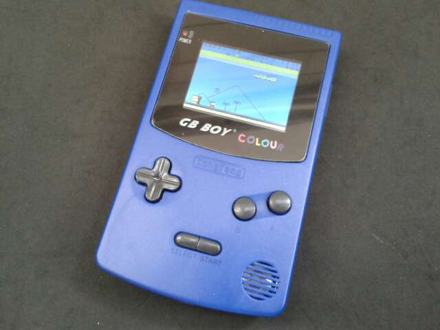 Imagen GB Boy Colour Clónica Game Boy Color