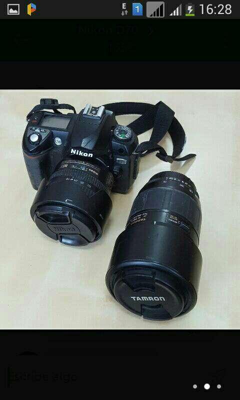 Imagen producto Cámara digital Nikon 1