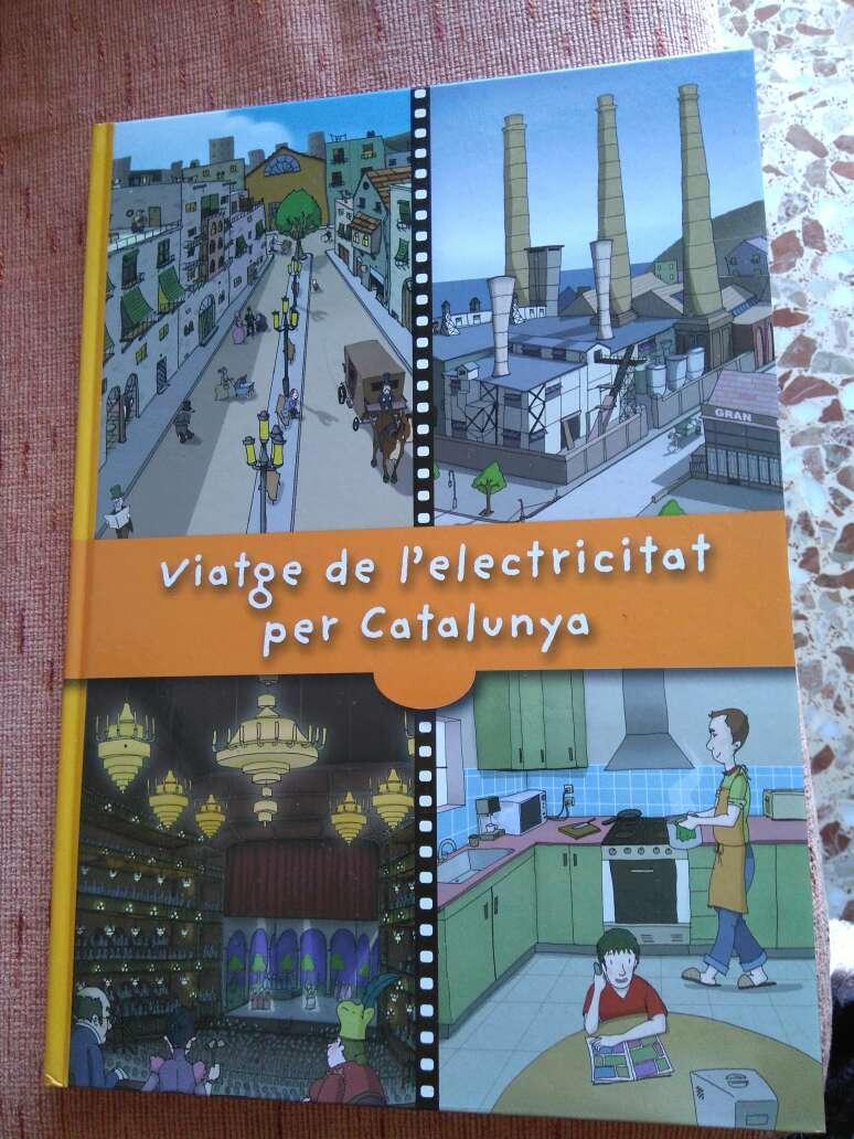 Imagen Libro (Viatge de l'electricitat per Catalunya)