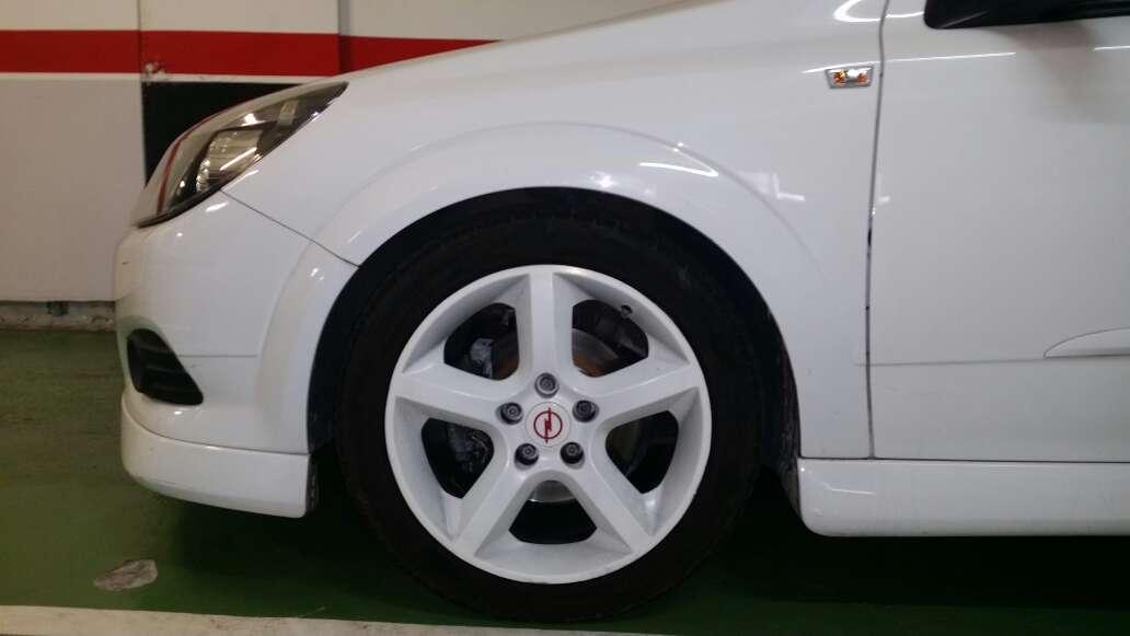 Imagen Llantas Opel Astra H