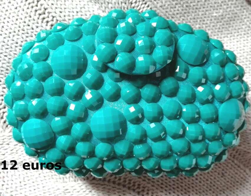 Imagen producto Zapatos verde mujer 4