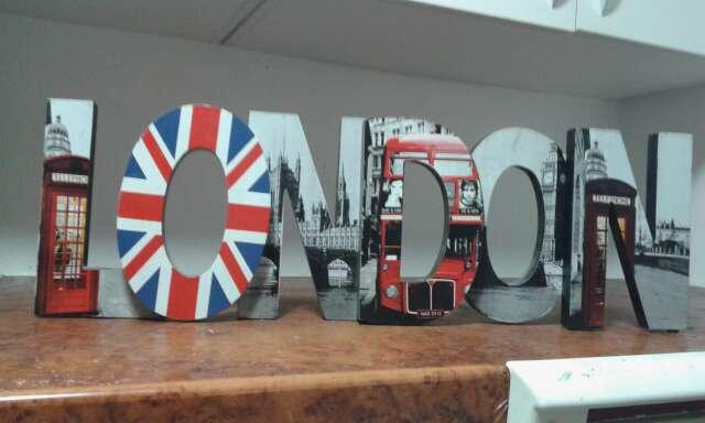 Imagen producto Cuadro de Londres  2