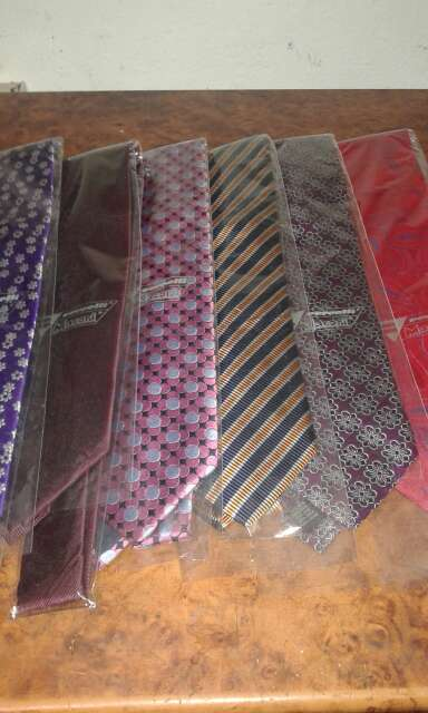 Imagen corbatas de seda