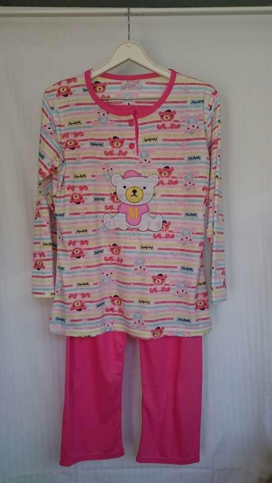 Imagen Nuevo Pijama ositos