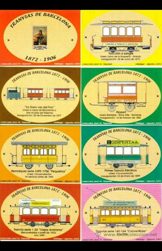 Imagen Calendarios de Tranvias