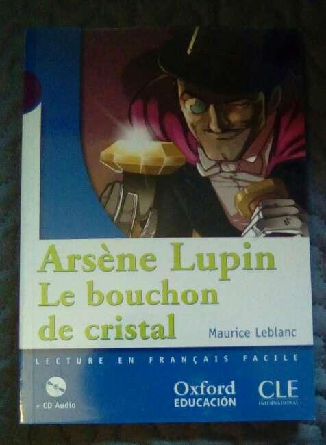 Imagen Francés, Arsene Lupin Le bouchon de cristal.