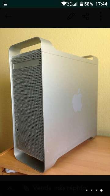Imagen ordenador Mac g5