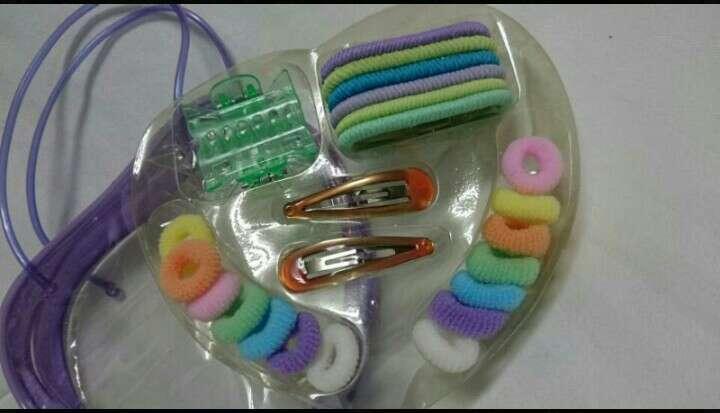 Imagen producto Nuevo Neceser accesorios cabello  4