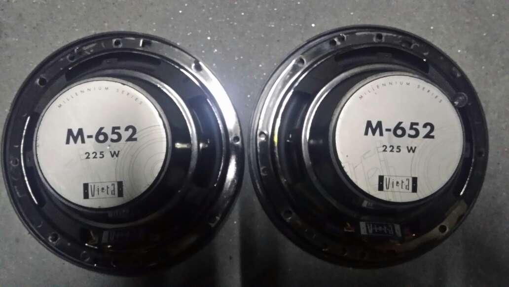Imagen producto Altavoces Vieta modelo M-652 3