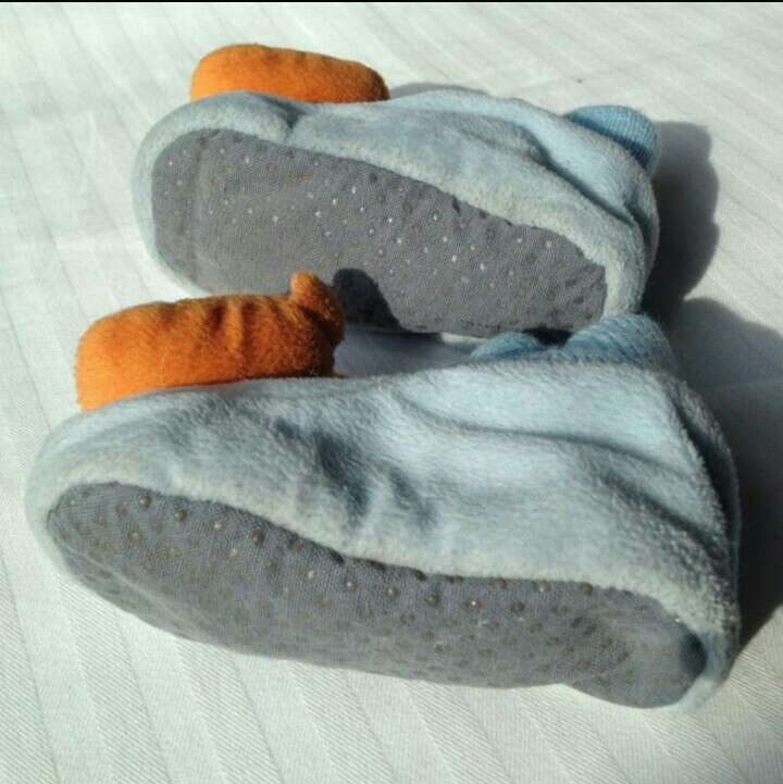 Imagen producto Zapatillas peluche tigres  3