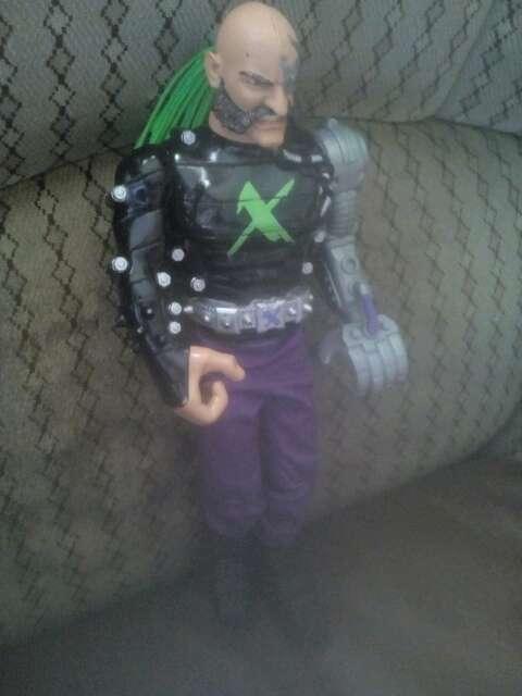 Imagen muñeco action-man,