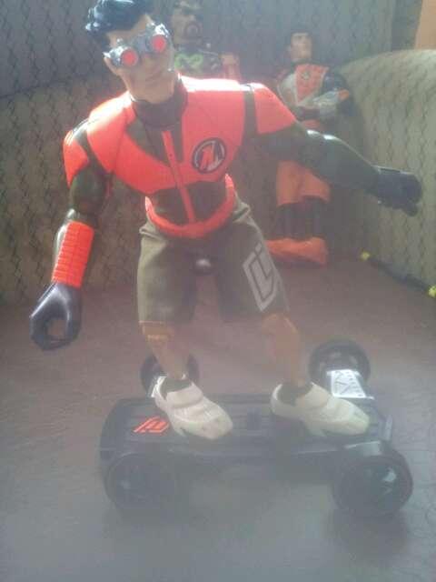 Imagen producto Tres unidades, action-man 2