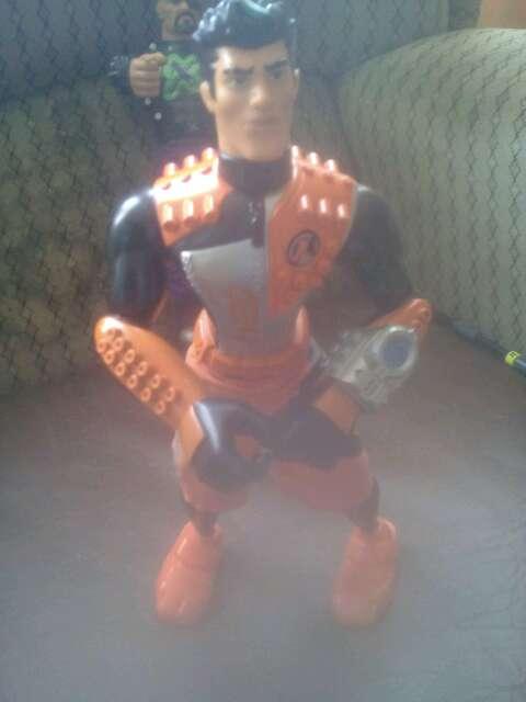 Imagen producto Tres unidades, action-man 3