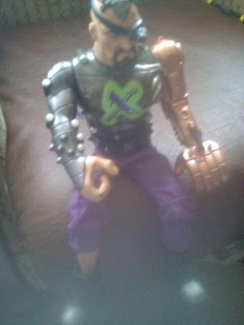Imagen producto Tres unidades, action-man 4
