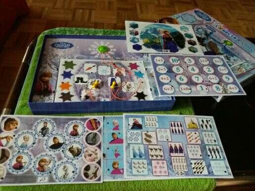 Imagen producto Conecta 4 frozen 4