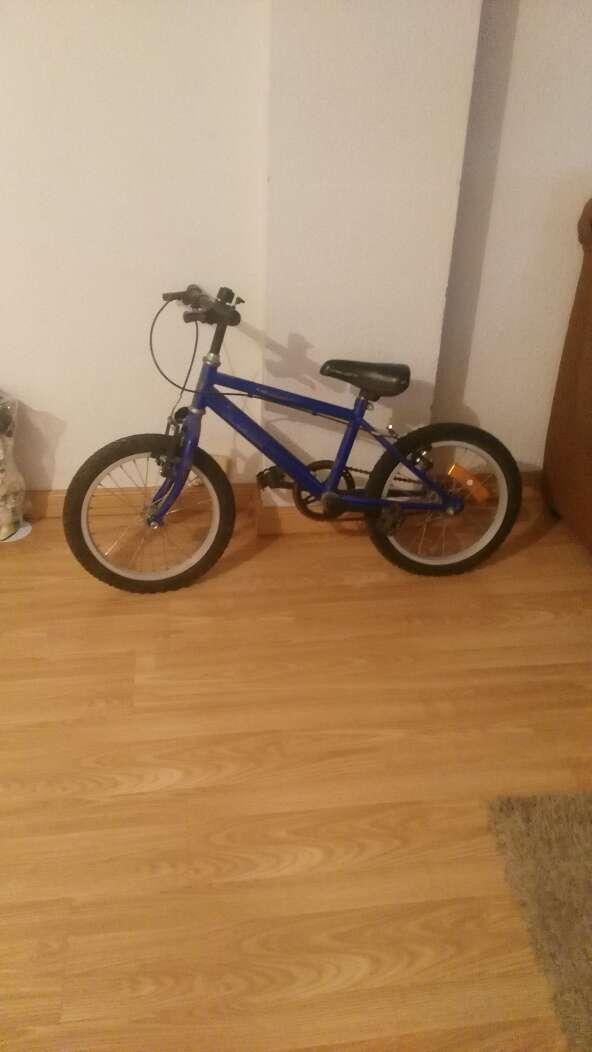 Imagen bicicleta de 4-9años