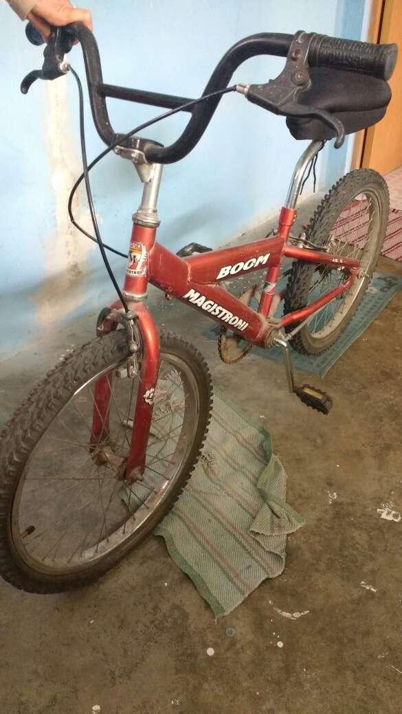 Imagen bicicleta BOOM