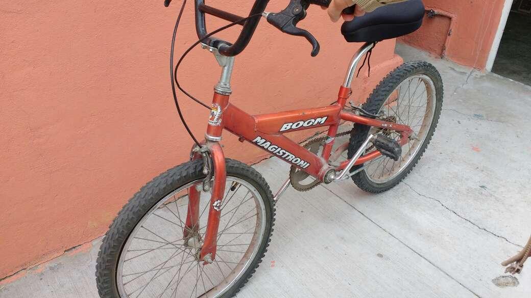 Imagen producto Bicicleta BOOM 2