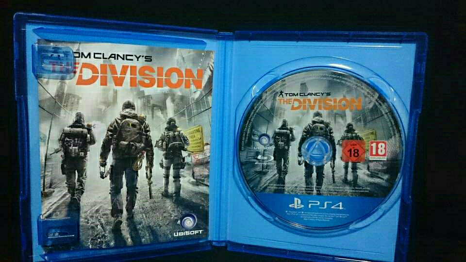 Imagen producto Tom Clancy's The Division 3
