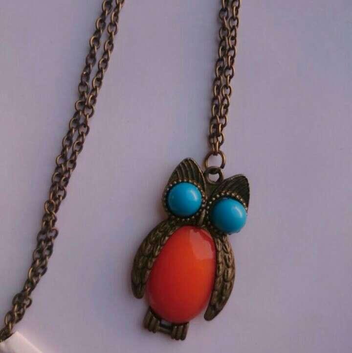 Imagen producto Nuevo Collar Búho  2
