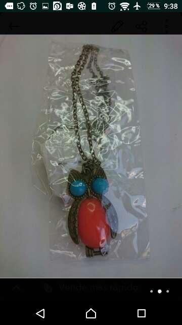 Imagen producto Nuevo Collar Búho  3
