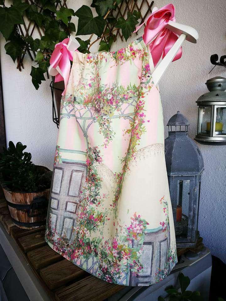 Imagen Vestido artesanal