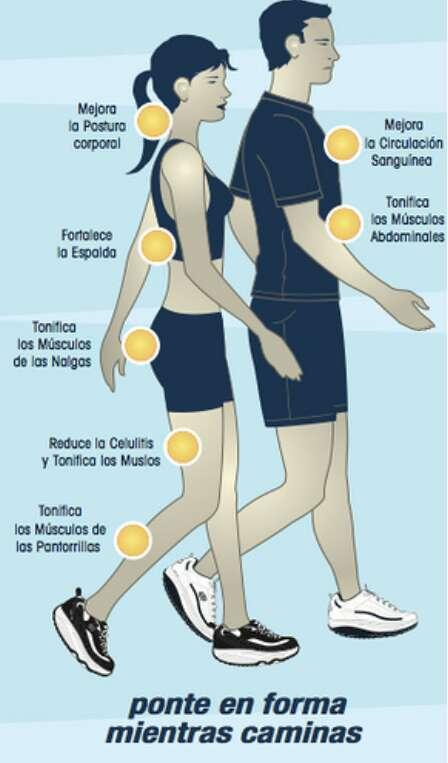 Imagen producto Shape-ups zapatillas tonificadoras de Skechers. 3