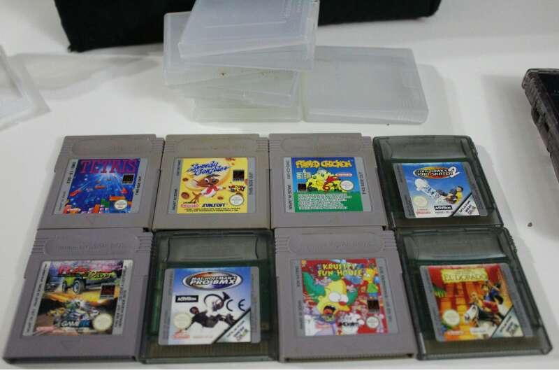 Imagen producto Nintendo gameboy color  3
