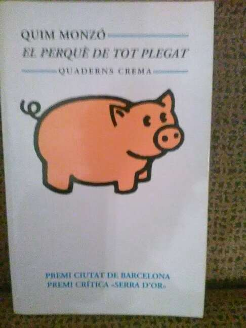 Imagen novela en catalán