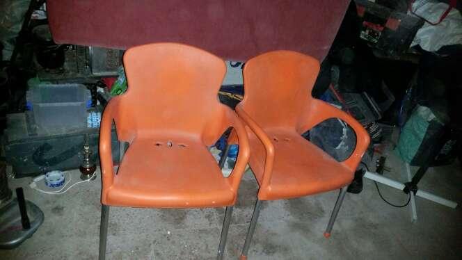 Imagen sillas para bar o jardín