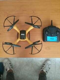 Imagen drone en buen estado