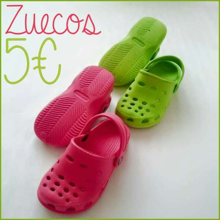 Imagen producto Camisa Hawaiana Coqui Zuecos tipo Crocs  3